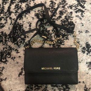 Michael Kors Convertible Chain Wallet